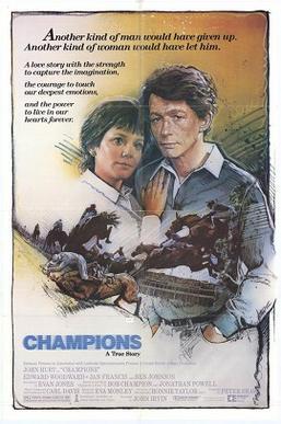 Champions (1984) affiche