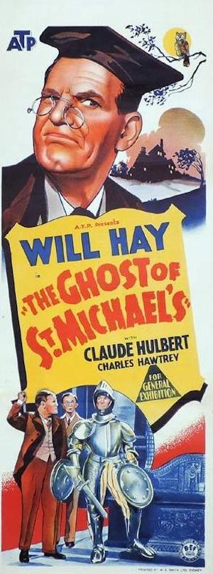 The Ghost of St. Michael's - affiche