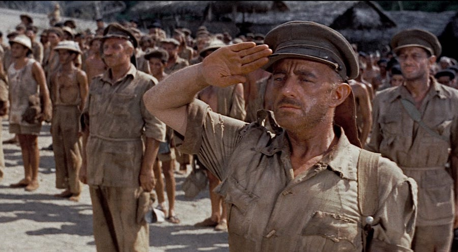 The Bridge on the River Kwai / Le Pont de la rivière Kwai (1957)