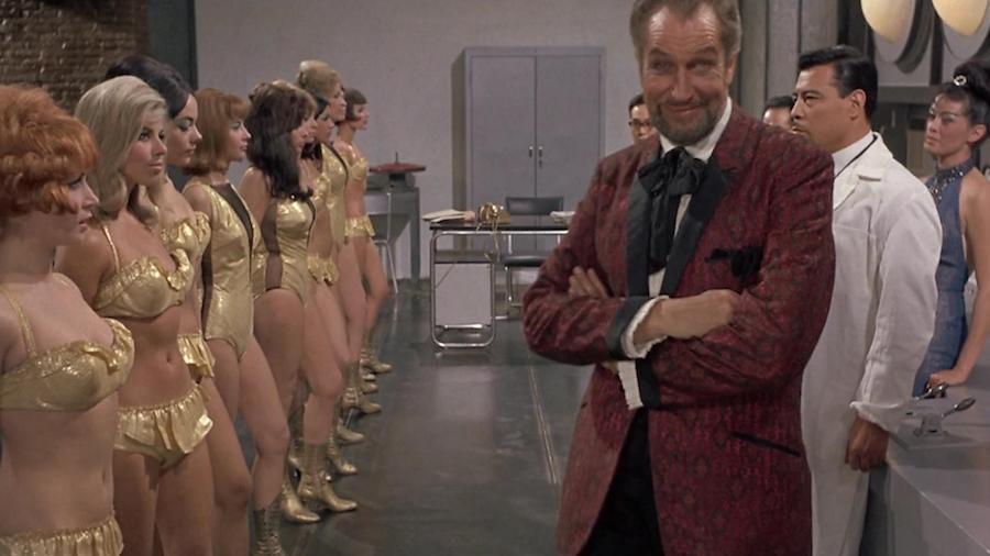 Le spie vengono dal semifreddo / L'espion qui venait du surgelé (1966)