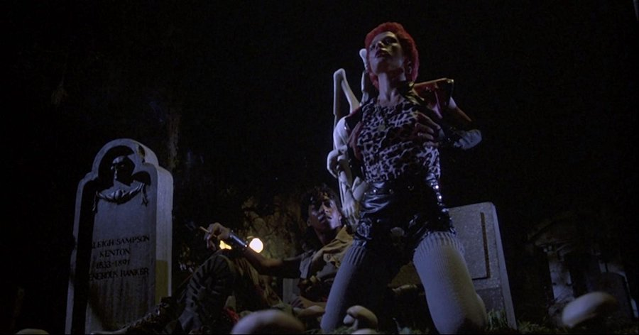 The Return of the Living Dead / Le retour des morts vivants (1985)