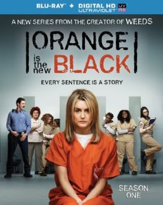 Orange Is The New Black Blu-Ray