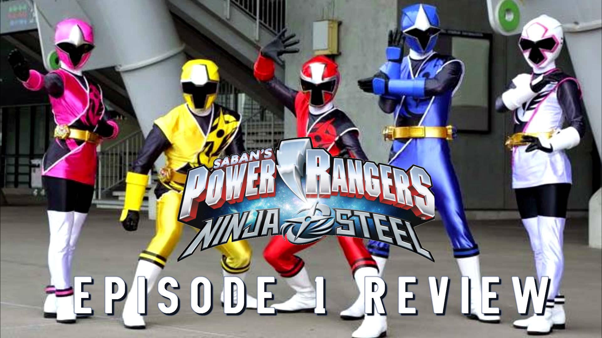 Power Rangers: Ninja Steel – Episode 1 – Return Of The Prism