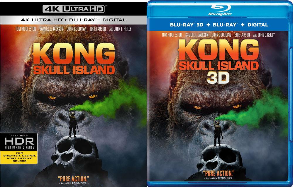 Kong Skull Island K Ultra Hd Review