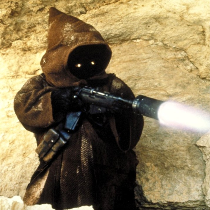 Top 5 Star Wars Weapons