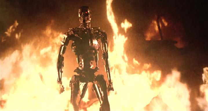The Terminator - El Misterio de SkyNet (3/6)
