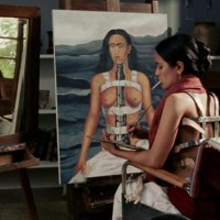 Frida Kahlo e la tela filmica dipinta