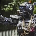 Nueva Imagen Oficial de 'Chappie' de Neil Blomkamp