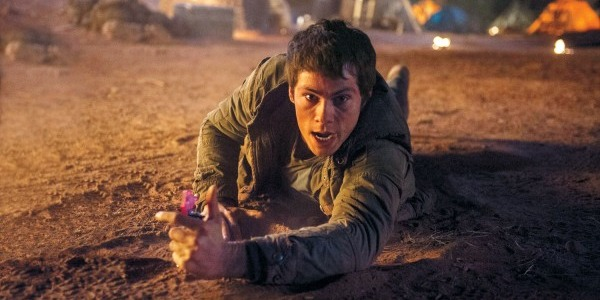 The Maze Runnner: The Scorch Trials