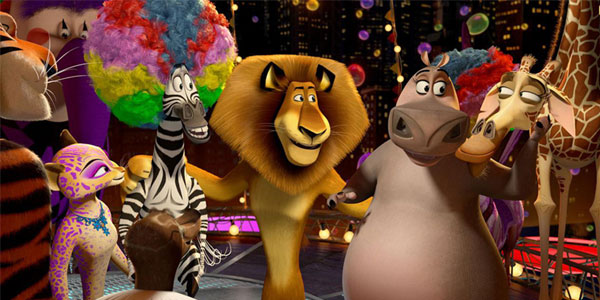 Madagascar 3: Europe´s Most Wanted