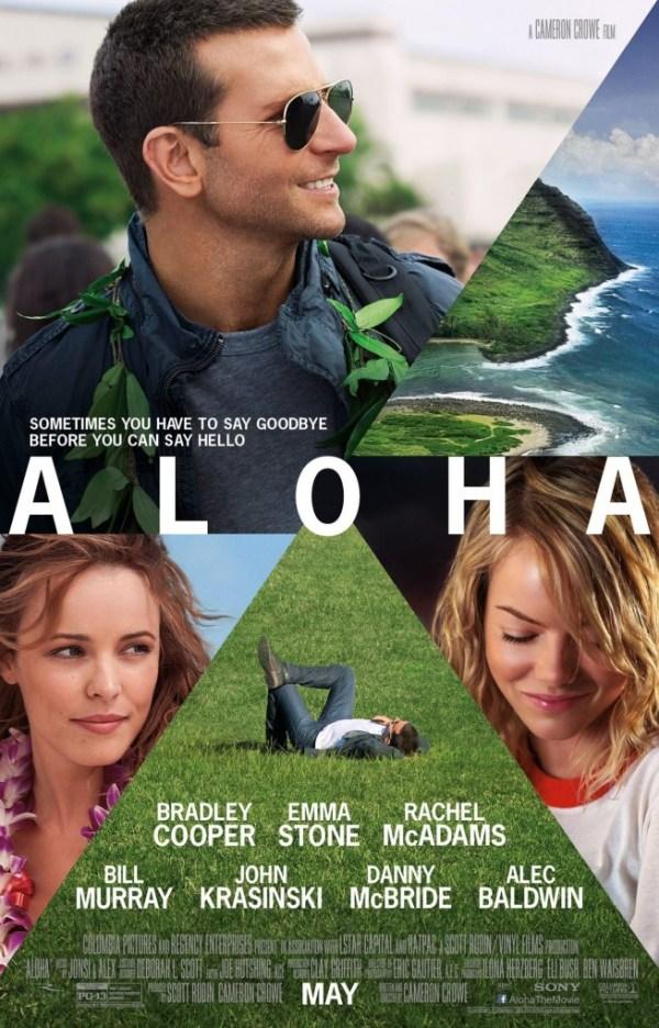 Aloha - Póster