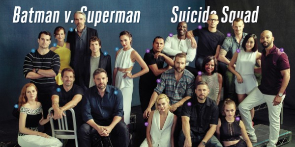 Batman V Superman: Dawn of Justice - Suicide Squad