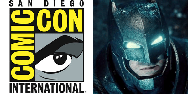 Comic-Con - Batman V Superman: Dawn of Justice