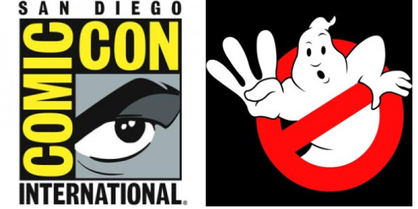 Comic-Con - Ghostbusters