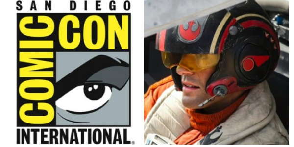 Comic-Con - Star Wars: The Force Awakens