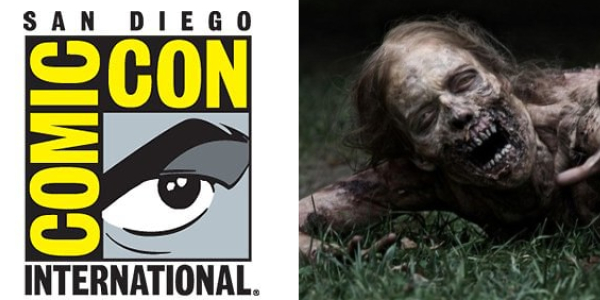 Comic-Con - The Walking Dead