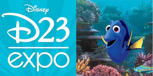 D23 Expo - Finding Dory