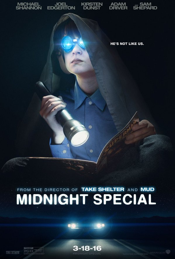 Midnight Special - Póster