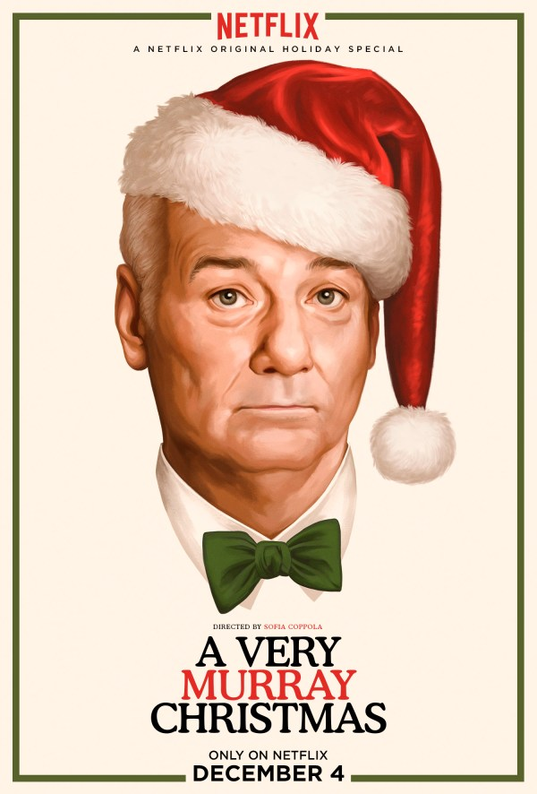 A Very Murray Christmas - Póster
