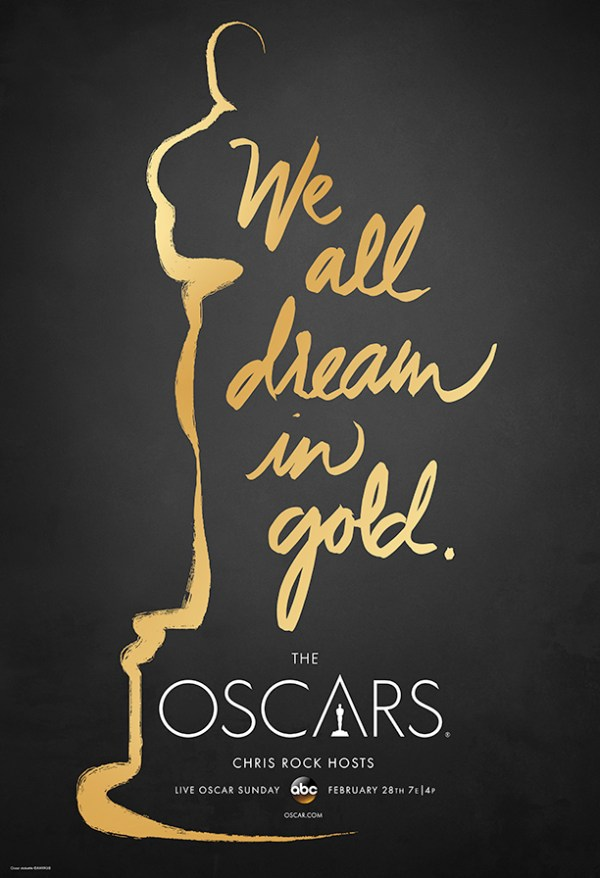 Oscar 2016 - Póster