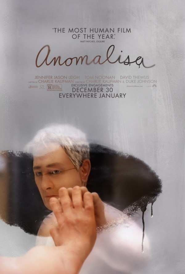 Anomalisa - Póster