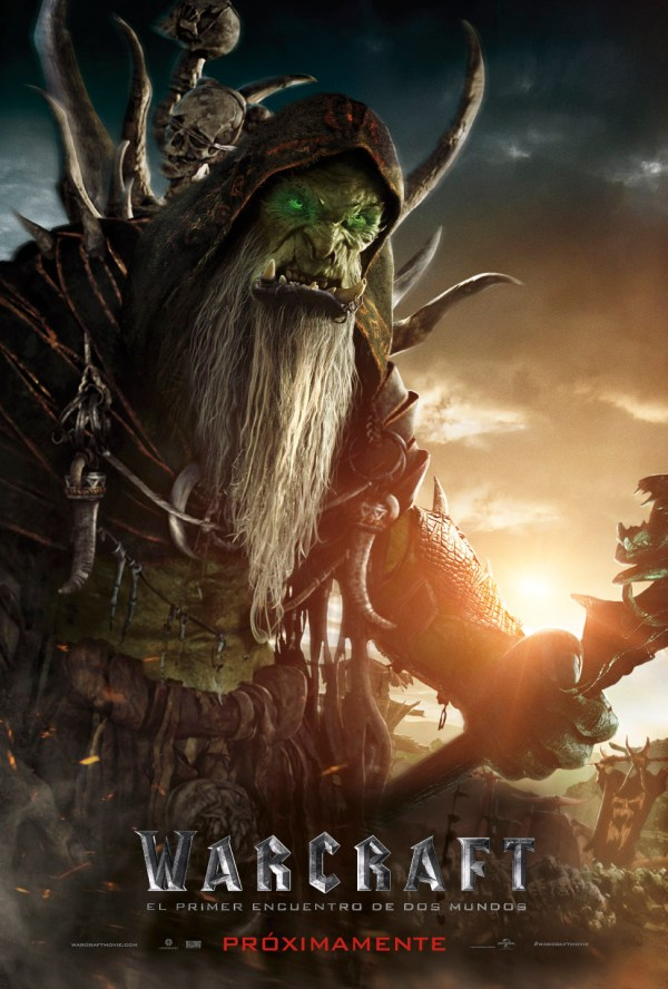Warcraft - Póster 8