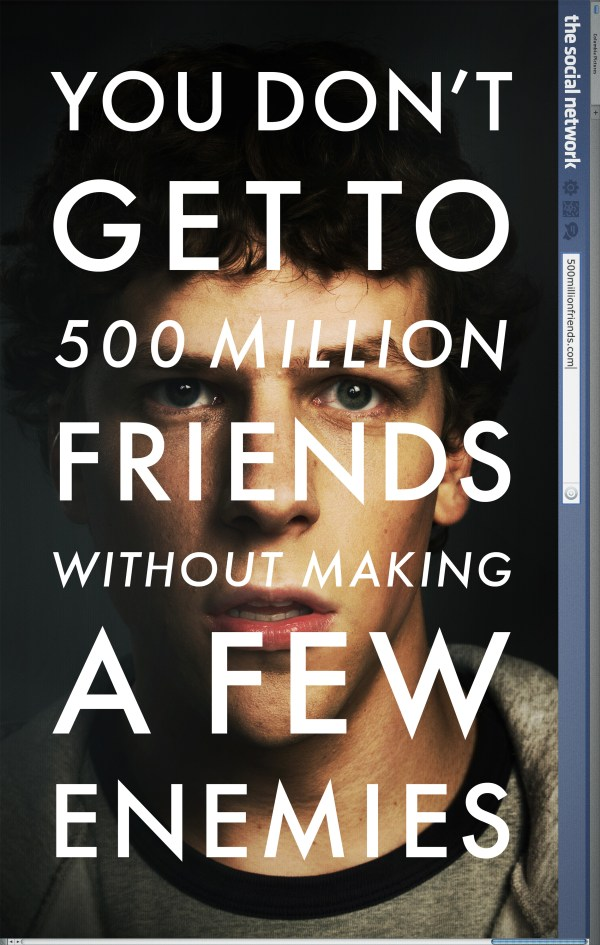 The Social Network - Póster