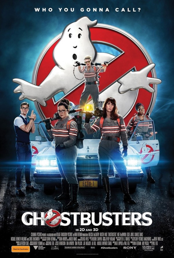 Ghostbusters - Póster