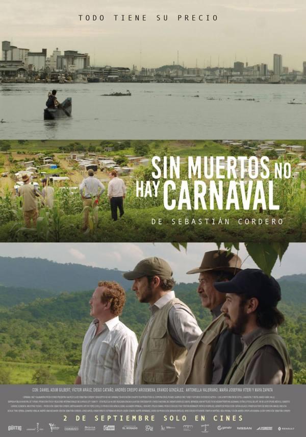 Sin Muertos No Hay Carnaval - Póster