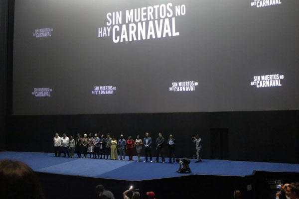 Sin Muertos No Hay Carnaval - Estreno