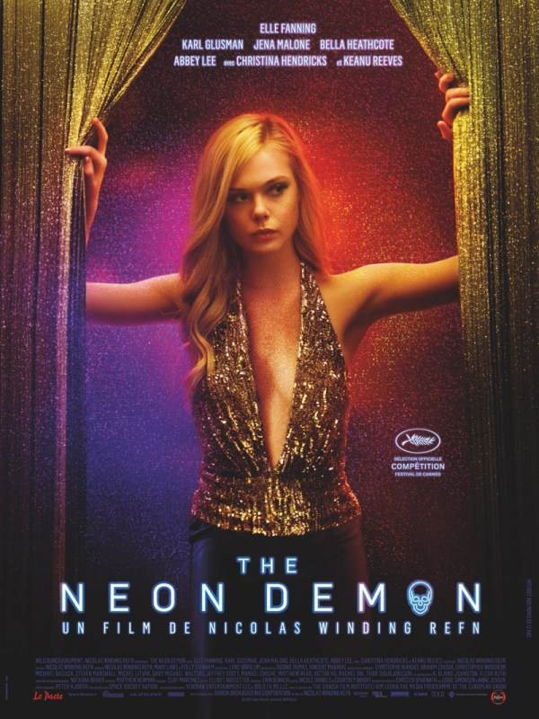 The Neon Demon - Póster