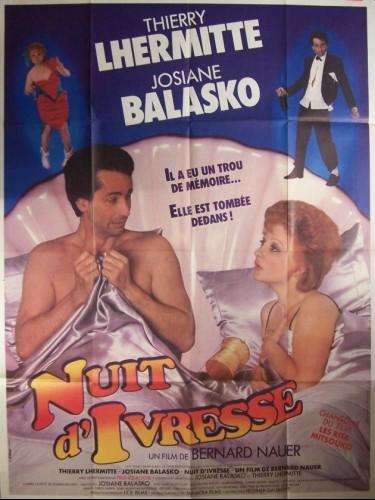Nuit D'ivresse (film) : d'ivresse, (film), BERNARD, NAUER, CINEMAFFICHE