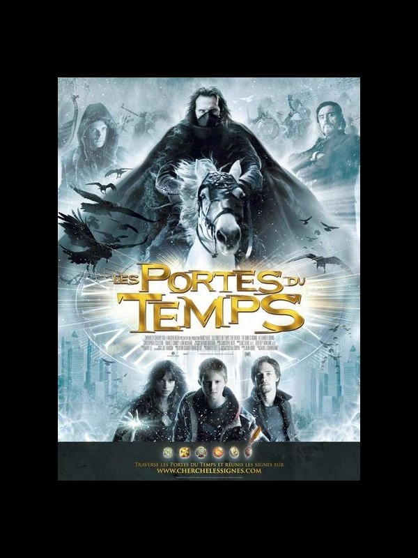 Film Les Portes Du Temps : portes, temps, Affiche, PORTES, TEMPS, (LES), CINEMAFFICHE