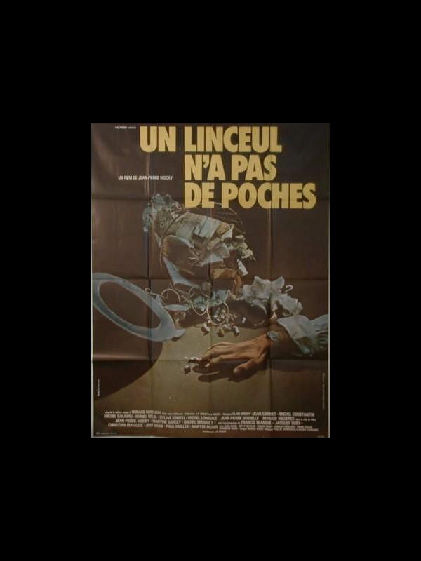 Un Linceul N'a Pas De Poches : linceul, poches, Affiche, LINCEUL, POCHE, CINEMAFFICHE