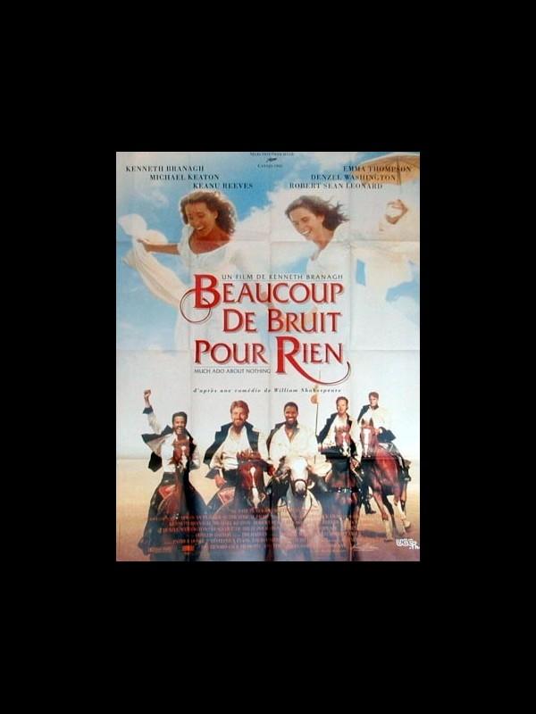 Beaucoup De Bruit Pour Rien Film : beaucoup, bruit, Affiche, BEAUCOUP, BRUIT, ABOUT, NOTHING, CINEMAFFICHE