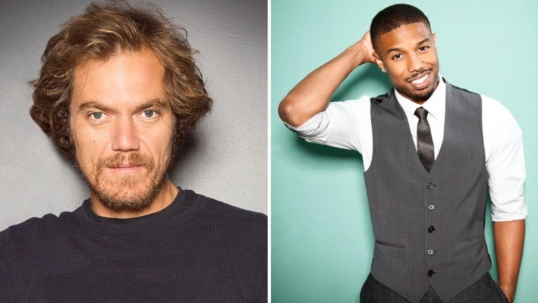 Michael B. Jordan and Michael Shannon 01