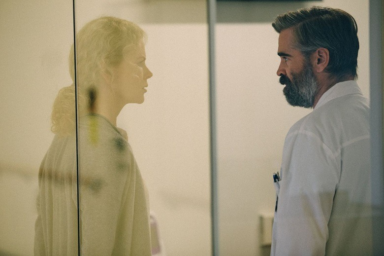 The Killing of a Sacred Deer 2017 обитель