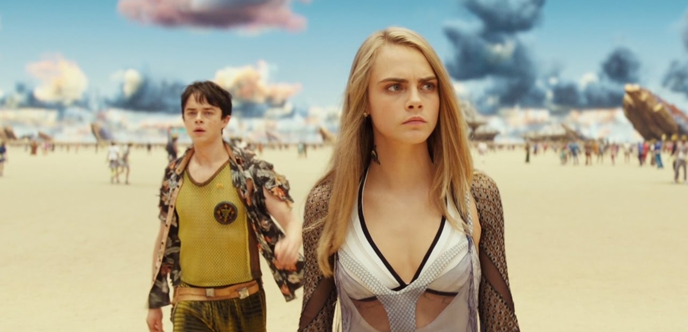 Valerian and the City of a Thousand Planets 2017 (Валериан и город тысячи планет)