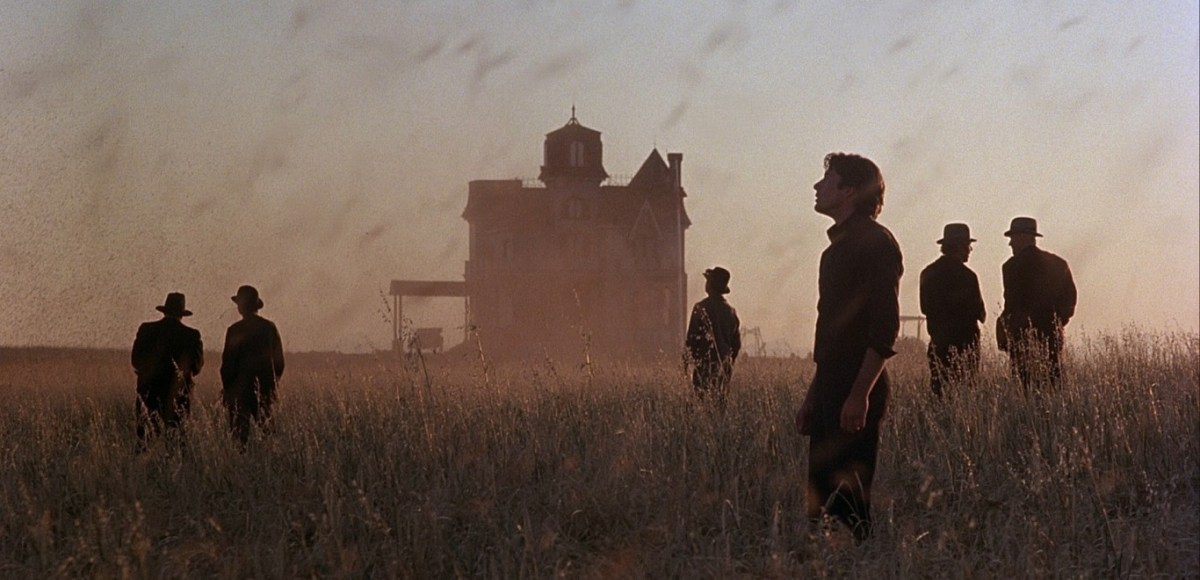 Days of Heaven 1987 (Терренс Малик)
