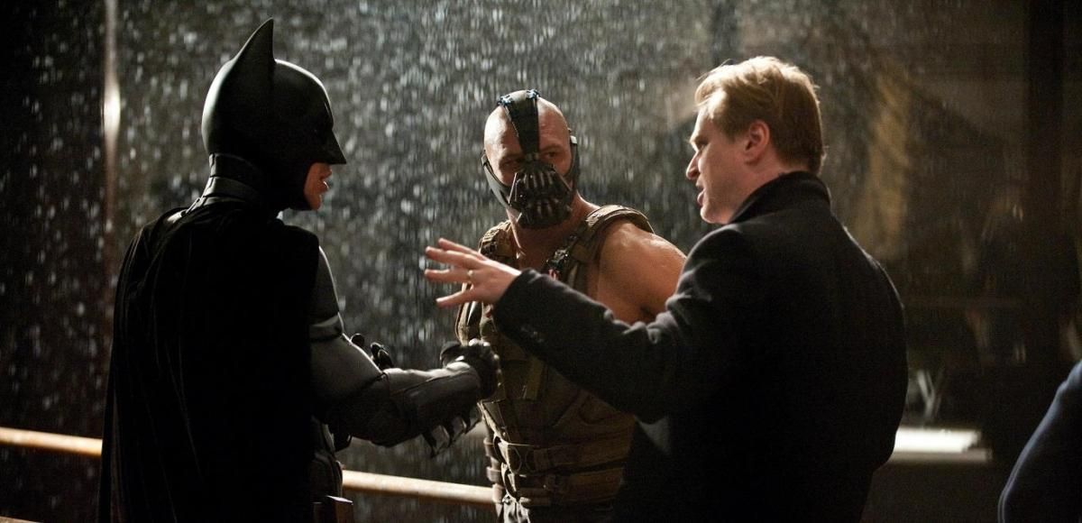 The Dark Knight Rises 2012 (Кристофер Нолан)