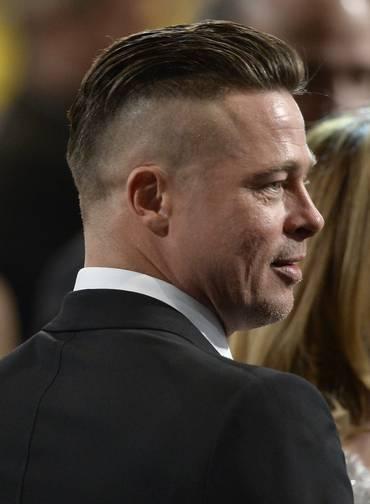 Fury Novo visual de Brad Pitt  Cinema  Magia