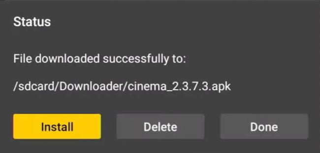 delete cinema hd on firestick