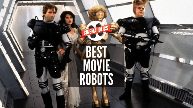 best robots from movies