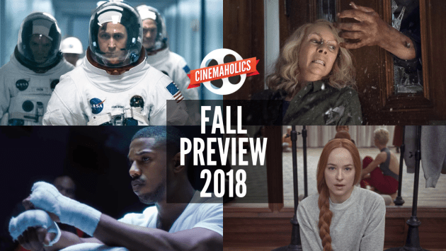 fall movie preview 2018