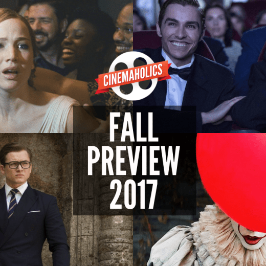 fall movie preview 2017