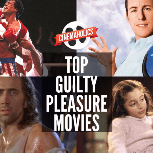 top guilty pleasure movies