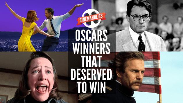 oscars winners