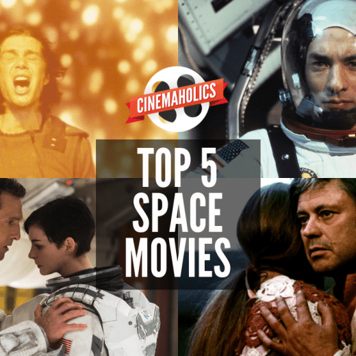 top 5 space movies