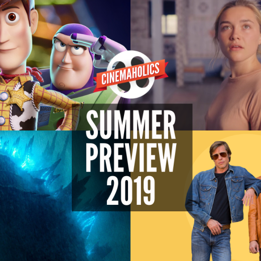 summer movie preview 2019