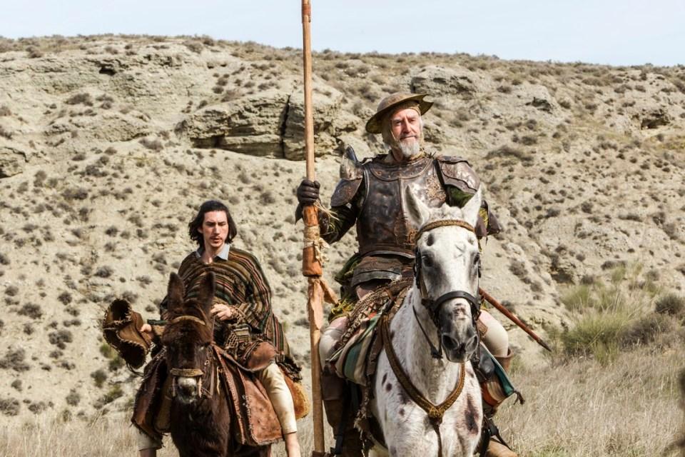 man who killed don quixote